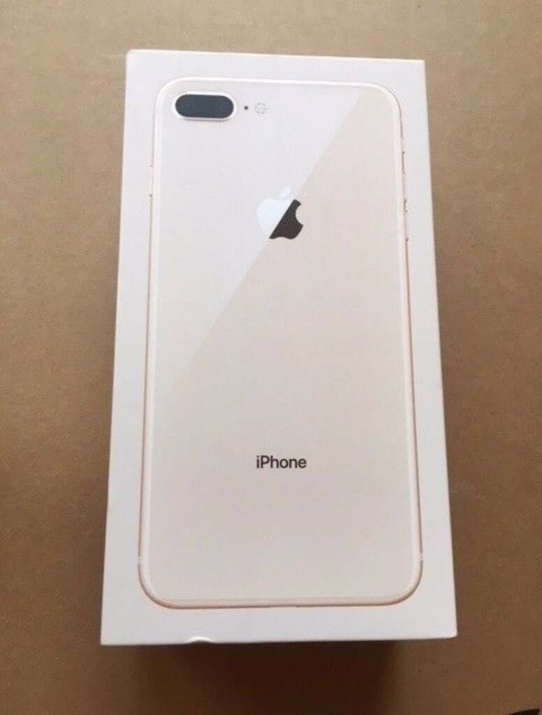 iPhone 8 GOLD UNLOCKED 64GB