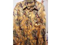 Butiful silk shirt brand new.