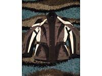 Rayven motorbike motorcycle jacket size S bargain! Suitable mens or ladies