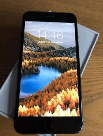 iPhone 7 Plus Black 128GB Unlocked With Box & Accessories. Can Deliver.