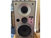Vintage 1978-79 Technics SB-X3 speakers