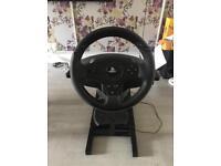 Thrustmaster PS4 steering wheel