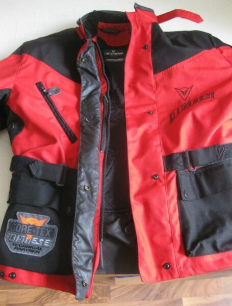 dainese gore tex cordura 50 textiljacke neu top in nordrhein westfalen lippstadt ebay. Black Bedroom Furniture Sets. Home Design Ideas