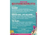 Isle of Wight Festival Student Weekend Ticket
