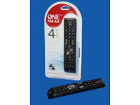 ONE FOR ALL URC 7140 Essence 4 Universal Remote Control