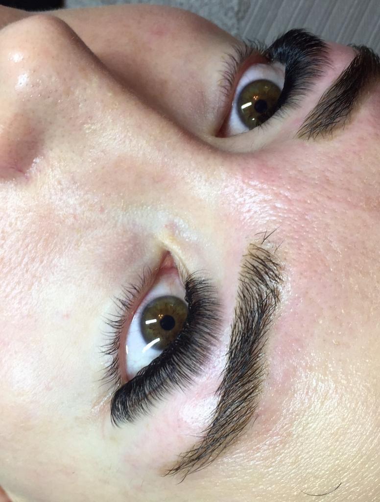 Eyelash Extension Lvl Lashes Henna Brows Powder Brows In Notting