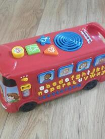 Kids Playtime bus with phonics