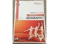 CfE Advanced Higher Geography (Brightred Study Guide)