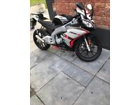 Aprillia RS4 50 RS50 RS 50cc moped