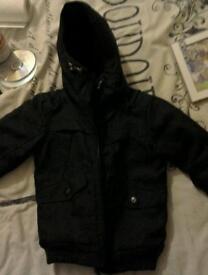 Next school coat age 4