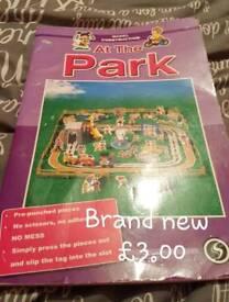 Brand new park book