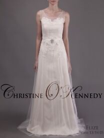 Wedding dress UK 10 - NEVER BEEN WORN!