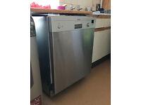 Dishwasher metal