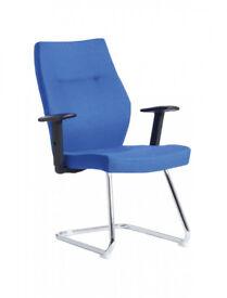 Sefton Fabric Visitors Chair SEF100C1