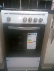 Brand new never used gas cooker £100