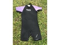 Child's TWF wetsuit, age 6 years