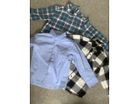 Boys shirt Bundle - from Next