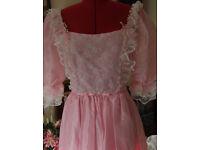 Gorgeous pink bridesmaid dresses x 2