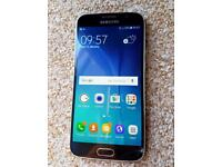 Samsung Galaxy S6 32GB Blue UNLOCKED