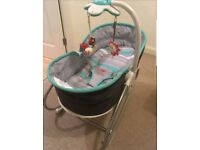 Tiny Love 3-in-1 Baby Rocker Napper Cot RRP £100