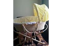 mouses basket babyborn