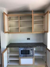 Used Keller kitchen - buyer to dismantle and collect