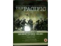 Pacific (2015) WW2 DVD Boxset . New Condition.