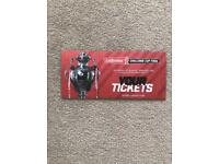 TWO Rugby League Challenge Cup Final 2018 Tickets