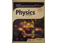A level Physics book