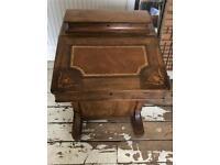 Gorgeous little Vintage Davenport desk