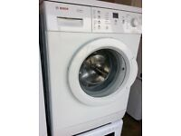 Bosch 1200 express, 6Kg load capacity 1200 spin washing machine A+ energy rated