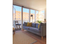 Stunning Dockside Furnished 2 Bed Apt with Balcony and Parking