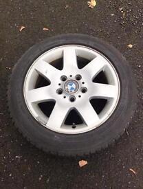 """BMW 16"""" wheel"""