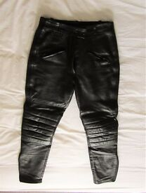 JTS Motorcycle Leather Trousers