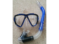Adult Snorkel and Mask