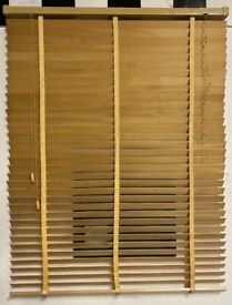 Wooden Blinds (2 sets), Great conditions, Free Delivery