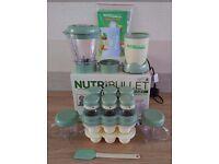 Nutribullet Baby £30