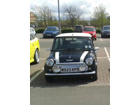 Classic Mini Cooper 1.3l project