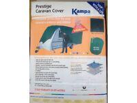 Kampa Green Caravan Cover