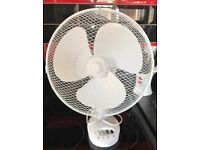 12 Inch Fan (3 speeds)