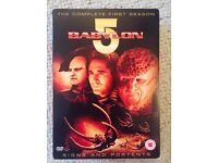 DVD Babylon 5 - Season 1 Boxset