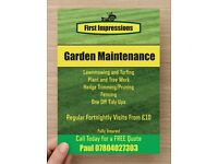 🌳FIRST IMPRESSIONS GARDENING SERVICE🌱...Cheap, Friendly & Reliable LIVERPOOL/SEFTON 07804027303
