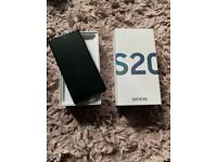 NEW condition Samsung galaxy S20 FE blue unlocked to any network