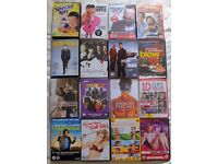 30 DVD'S COMEDY & DRAMA + 5 SEX IN THE CITY AND HOUSE SEASON 2