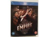 Boardwalk Empire seasons 1-5 blu-ray complete boxset series - all discs unplayed
