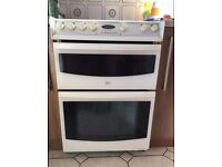Belling double Oven and grill
