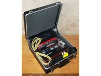 TC ELECTRONIC BH550 BASS AMPLIFIER HEAD UNIT 550 WATT BUNDLE