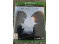 Halo 5 Guardians Xbox One Brand New Sealed collect Stockport
