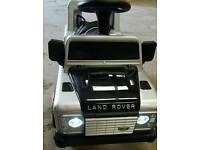 Kids BRAND NEW Ride On Landrover 6v Fully Licensed