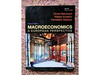 First & Second Year Economics books